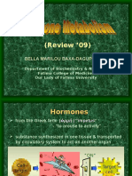 Hormone Lecture