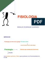 1.Introdución a la fisiología