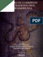 La Figura de La Serpiente en La Tradición Iberoamericana