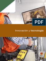 Memoria 2014 Innovacion y Tecnologia