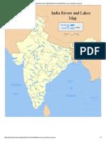 Https Upload.wikimedia.org Wikipedia Commons b b3 India Rivers and Lakes Map
