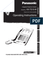 Manual Panasonic KXTS15W.pdf
