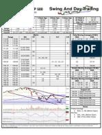SPY Trading Sheet - Friday, July 16, 2010