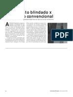 CUSTO COMPARADO Barramento Blindado x Instalação Convencional