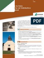 Cal Hidraulica - Consejos