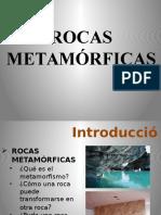 Cap 9 Rocas Metamórficas