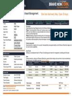 MyBit Deal Sheet