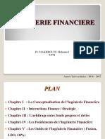 Ingénierie Financière - Cours UPM