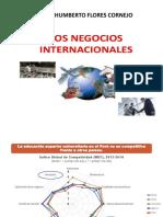 Los negocis internacionale