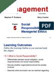 Chapter 5management10th Socialresponsibilityandmanagerialethics