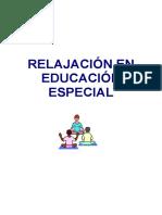 Relajación en educación especial