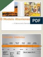 O Modelo Ateniense