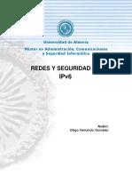 PFM IPV6 Redes Seguridad