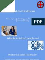 socialized health care