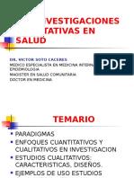 Semana 8 Importancia Estudios Cualitativos en Salud