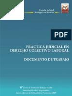 Practica Judicial en Derecho Colectivo