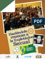 Declaración de Río de Janeiro y Llamado a La Acción Para Prevenir y Detener La Explotación Sexual de Niños, Niñas y Adolescentes (2008) Unicef