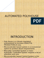 19767245 Automated Polyhouse