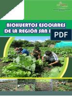 i Concurso Regional de Biohuertos