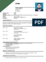 CV Shakir