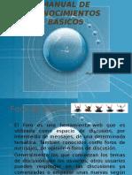 Manual de Conocimientos Basicos