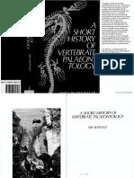 A Short History of Vertebrate Palaeontology - Buffetaut.pdf