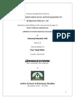 SIP Report Bridgestone (1)
