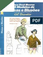 25 Modelos de Blusas e Blusões-Gil Brandão (1)