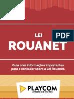 Guia Lei Rouanet - Agencia Playcom