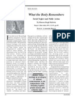 478. Book Review - What the Body Remembers
