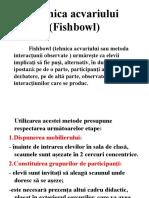 METODA ACVARIULUI (FISHBOWL.ppt