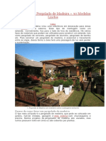 Pergolados de Madeira [Como Projetar]