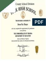 jenna diploma