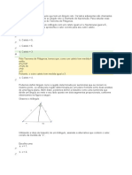 Eds - Alegbra e Geometria