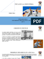 Robótica en La Industria - EXPOSICIÓN.pptx