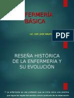 Reseña Historica de La Enfermeria