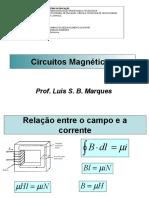 Aula 11 - Circuitos Magnéticos