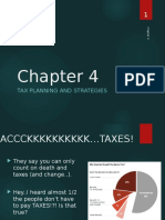 Chapter 4 - Taxes