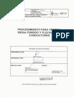 Eca9-i52-05-r2 - Procedimiento Para Vestida, Riega, Tendido y Flechado de Conductores