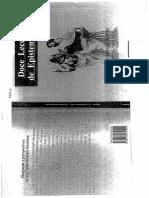 Libro 12 Lecciones de Epistemologia