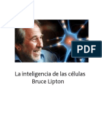 La Inteligencia de Las Células