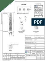 PÁRA-RAIOS TIPO PMDE2 - 45 1HE - 45 kV