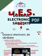 Dosarul Electronic Al Pacientului