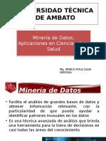 Mineria de Datos en Ciencias de La Salud