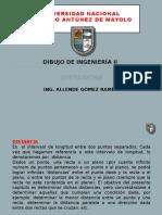 DIBUJO II - distancias.pptx