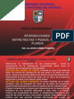 DIBUJO II - Intersecc