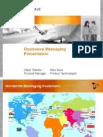 Email Mx Customer Presentation