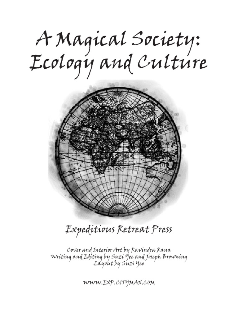 D&D 3rd ed.-A Magical Society-Ecology & Culture-PF.pdf
