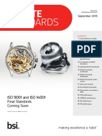 Standards September 2015