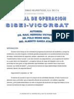 MANUAL DE OPERACION VICORSAT
